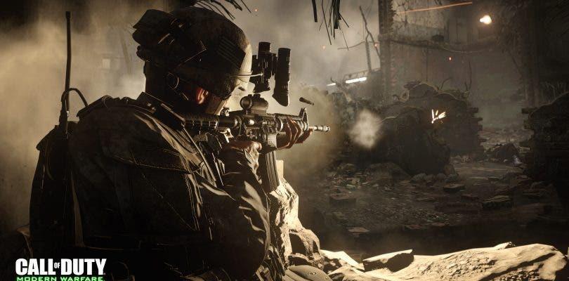 Nuevas imágenes de Infinite Warfare y Modern Warfare Remastered