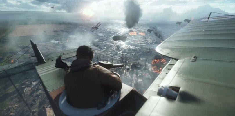 Battlefield 1 contará con los mapas más grandes y más pequeños
