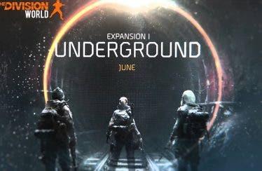 La próxima expansión de The Division se llama Underground