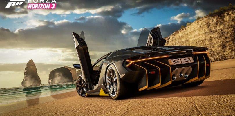 Revelado el mapa de Forza Horizon 3
