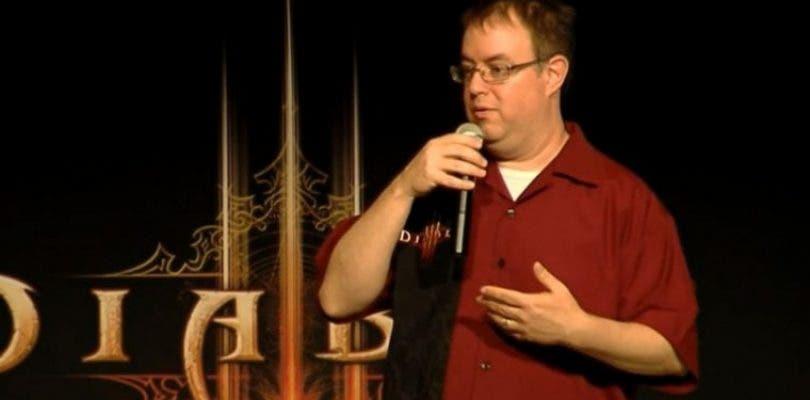 Blizzard dice adiós a Jay Wilson, director de Diablo III