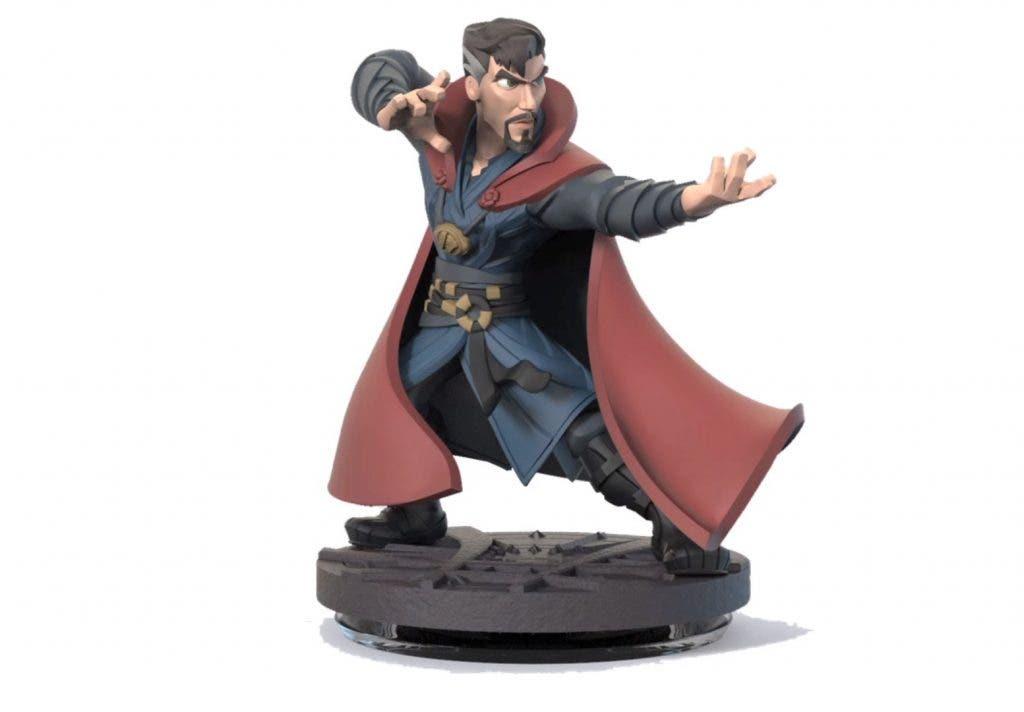 Doctor Extraño Disney Infinity