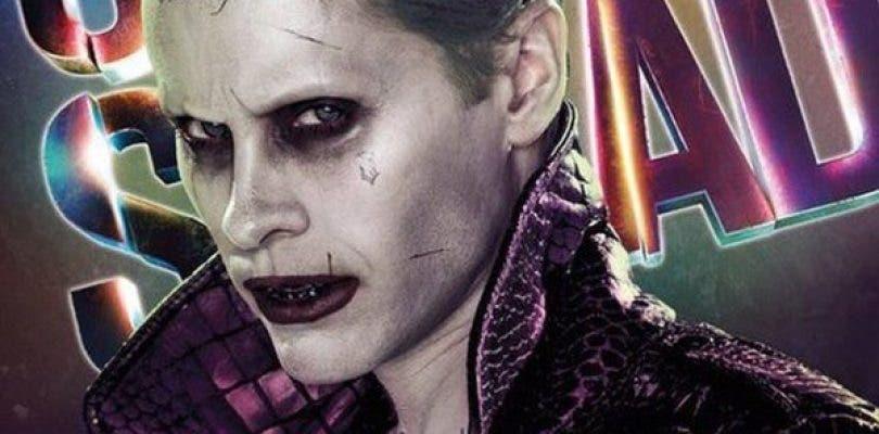 Nuevas portadas y figura de El Joker de Escuadrón Suicida