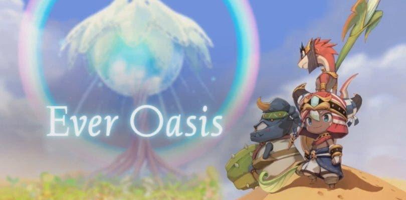 Ever Oasis se deja ver en un nuevo tráiler