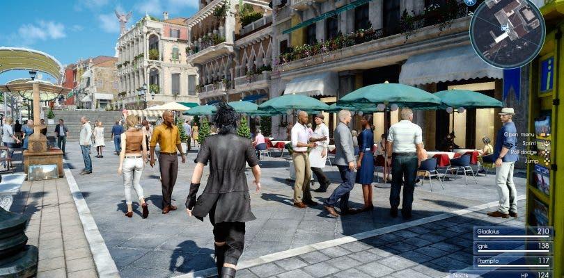 Final Fantasy XV se beneficiaría de la mayor potencia de Scorpio