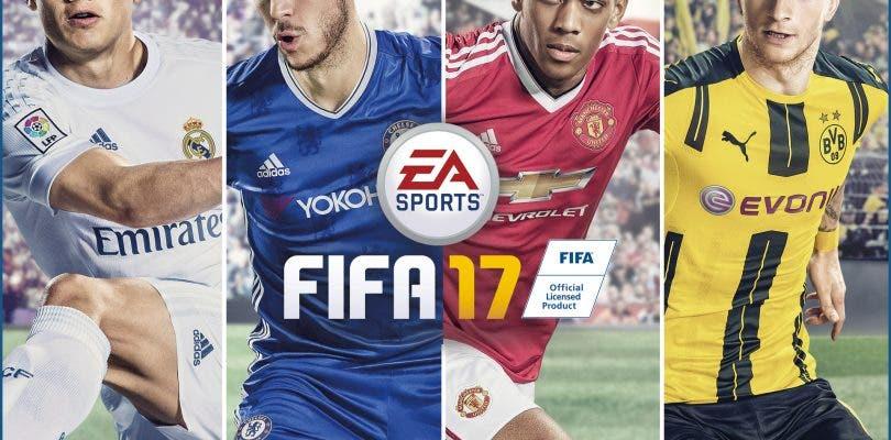 Comienza la votación para elegir la portada de FIFA 17