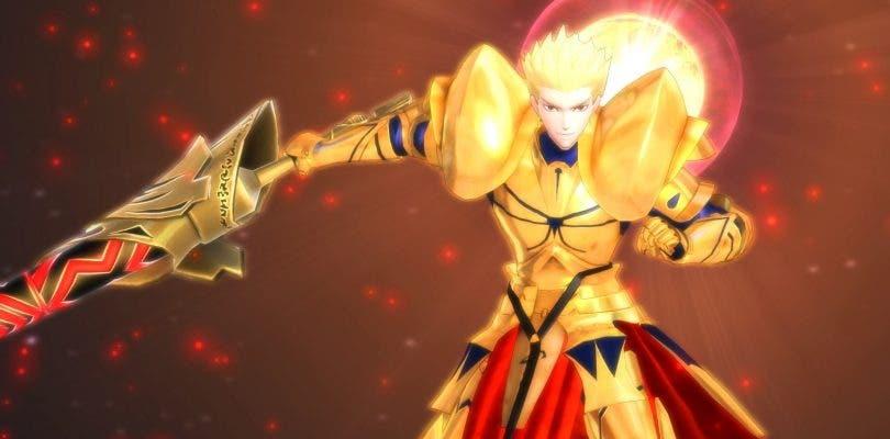 Fate/Extella se luce en nuevas imágenes
