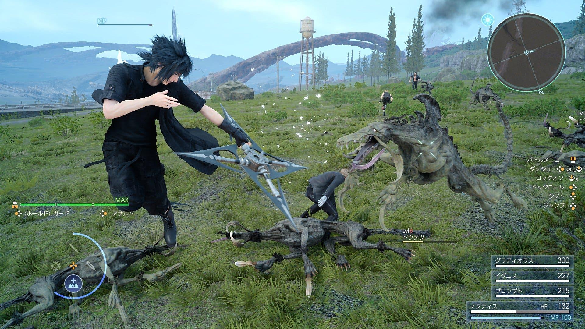 Final Fantasy XV AreaJugones (22)