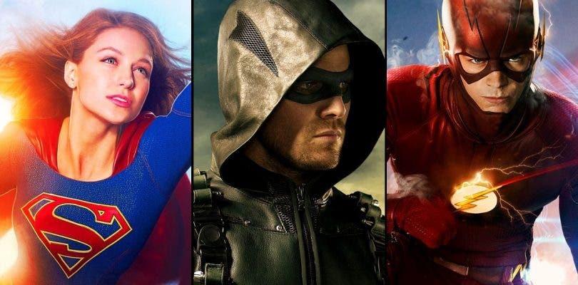 Surgen rumores del crossover de Flash, Arrow y Supergirl