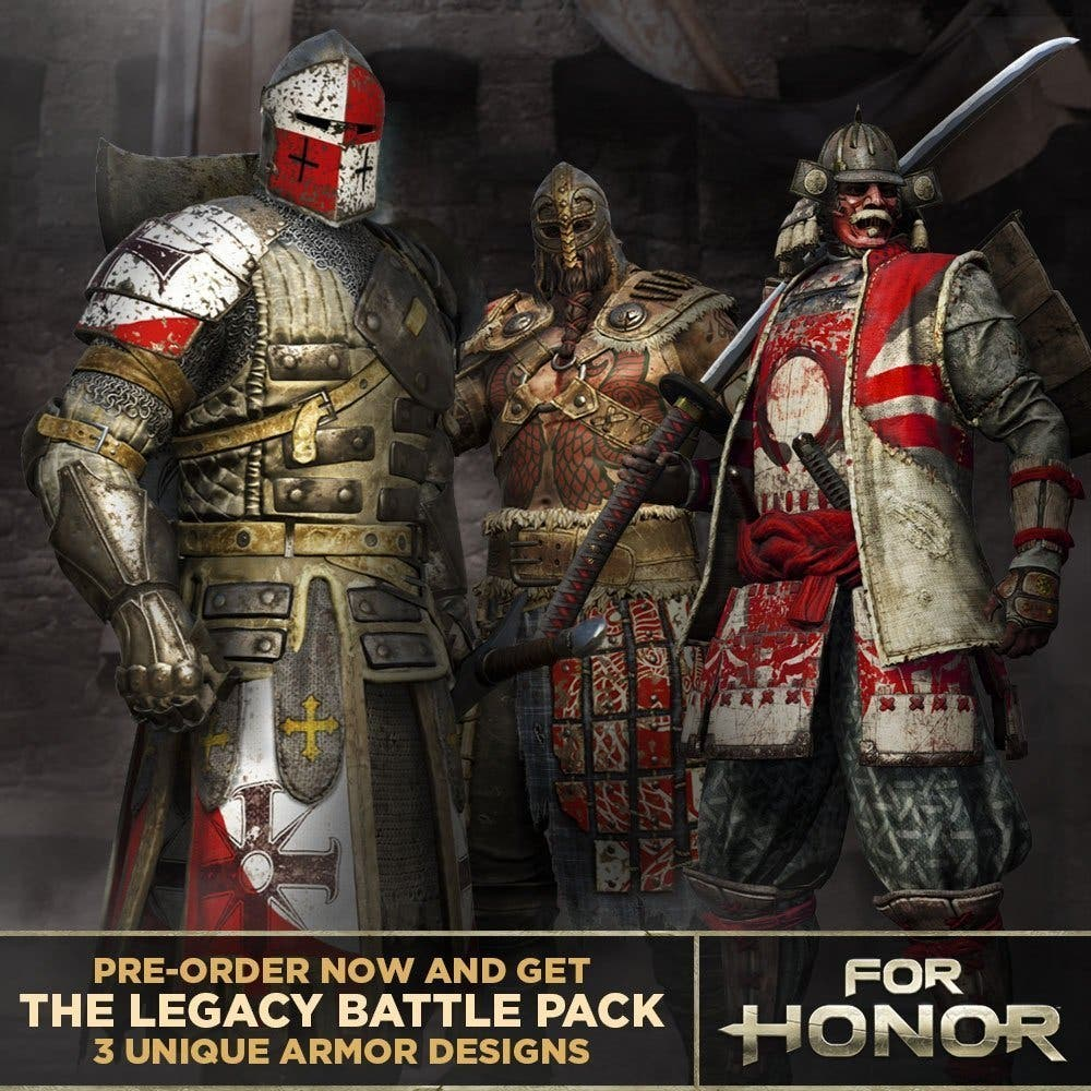 For honor skins