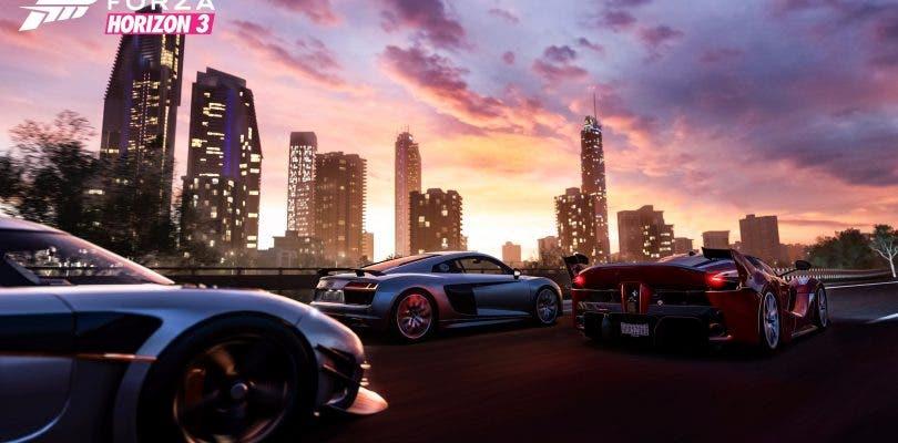 Forza Horizon 3 traerá la casa de subastas de vuelta