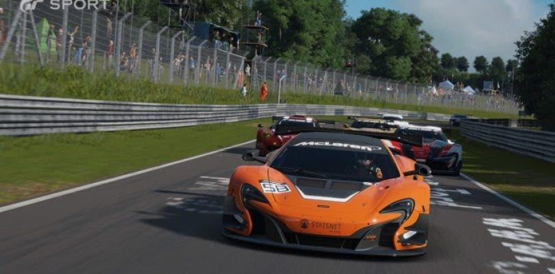 Espectaculares imágenes y nuevos gameplays de Gran Turismo Sport