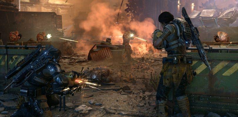 Comparación gráfica entre Gears of War 4 y su demo del E3 2015
