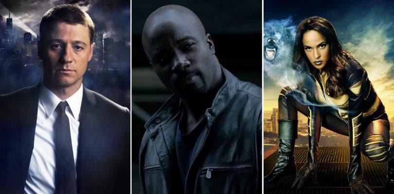 Nuevas incorporaciones en Gotham, Legends of Tomorrow y Luke Cage