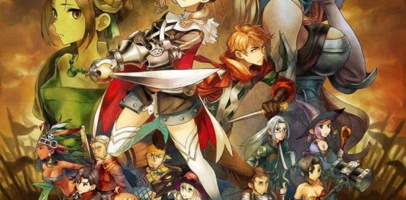 Grand Kingdom incluirá su primer DLC gratis en Occidente