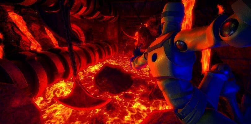 Klei Entertainment anuncia Hot Lava