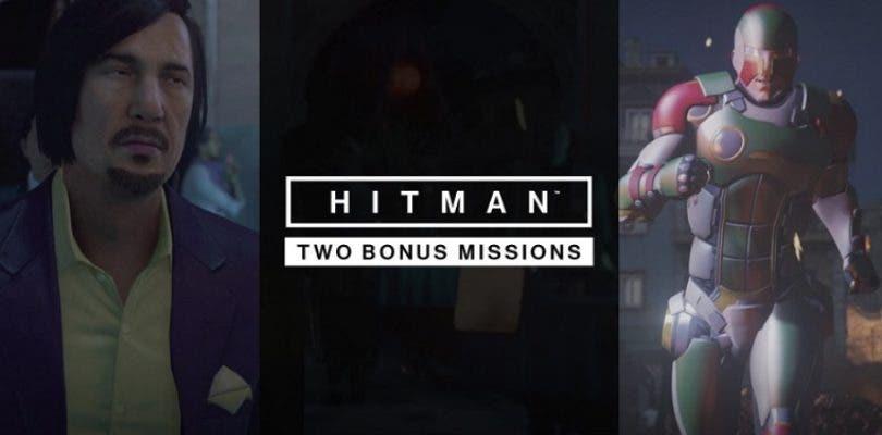 Hitman tendrá un episodio bonus este verano con más misiones