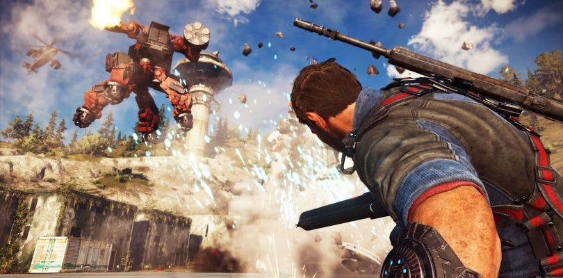 Llega Mech Land Assault, el segundo DLC de Just Cause 3