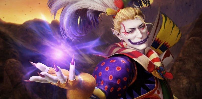 El malvado Kefka llega a Dissidia Final Fantasy