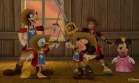 Muchos nuevos detalles argumentales de Kingdom Hearts HD II.8