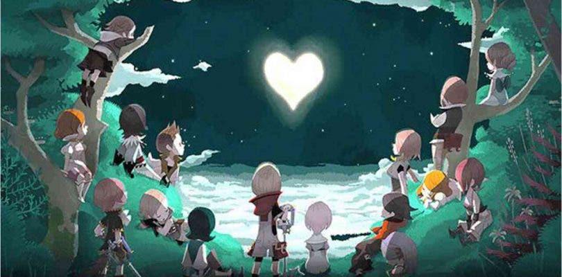 Ya disponible Kingdom Hearts: Unchained χ en Europa