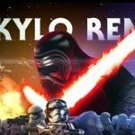 LEGO Star Wars: El Despertar de la Fuerza presenta a Kylo Ren