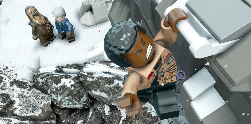 Tercera semana de número 1 en el top británico para LEGO Star Wars