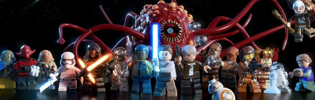 LEGO Star Wars- The Force Awakens personajes