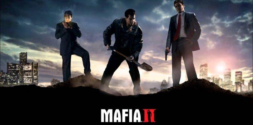 Mafia II se vuelve a lanzar en Steam con un gran descuento