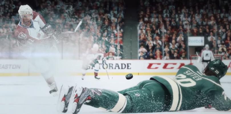 Nuevo vídeo de NHL 17