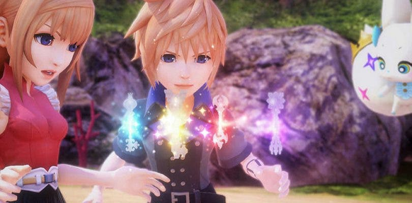 Un tráiler de World of Final Fantasy deja ver su adorabilidad