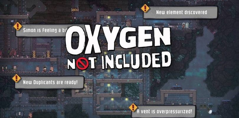 Oxygen Not Included ha llegado a Steam Early Access