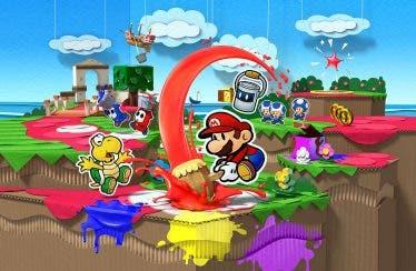 Las tomas descartadas de Paper Mario: Color Splash