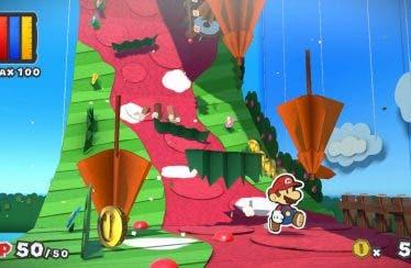 Nuevo vídeo de Paper Mario: Color Splash en funcionamiento