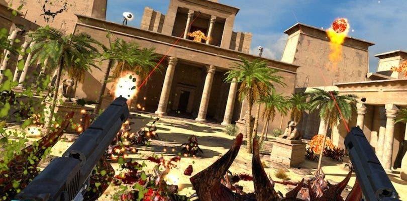 Serious Sam VR: The Last Hope se estrenará a mediados de este mes