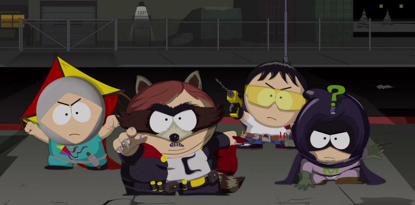 Nuevo tráiler y detalles de South Park: The Fractured But Whole