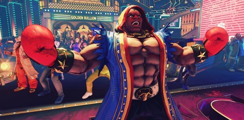 Espectacular tráiler del Modo Historia de Street Fighter V
