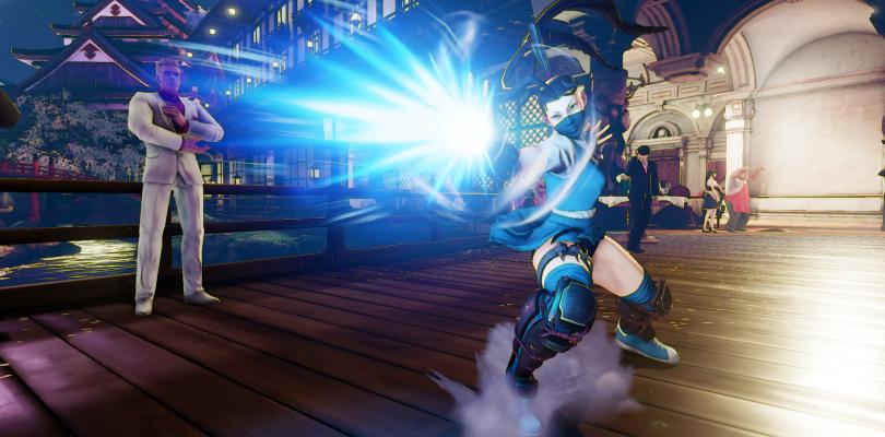 Capcom prepara una gran actualización de Street Fighter V