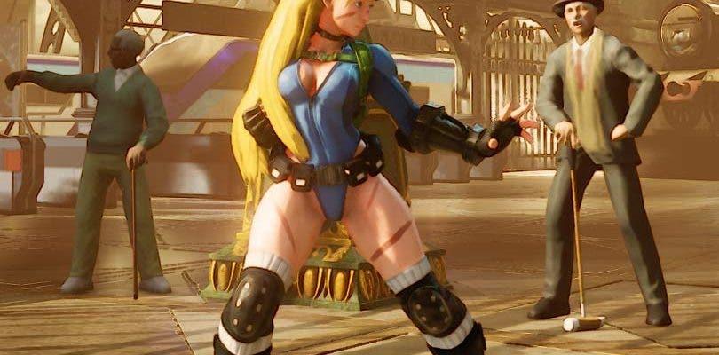 Street Fighter V muestra en imágenes su nuevo contenido