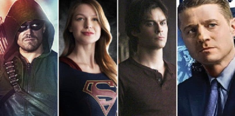 Nuevas incorporaciones en Arrow, Supergirl, Gotham y Lucifer