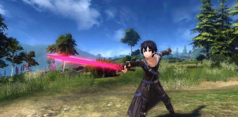 Nuevo tráiler de Sword Art Online: Hollow Realization
