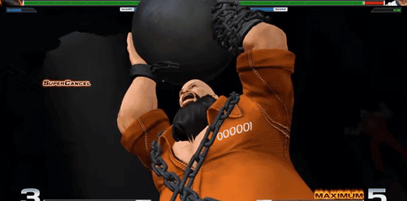 The King of Fighters XIV muestra en vídeo a un nuevo equipo