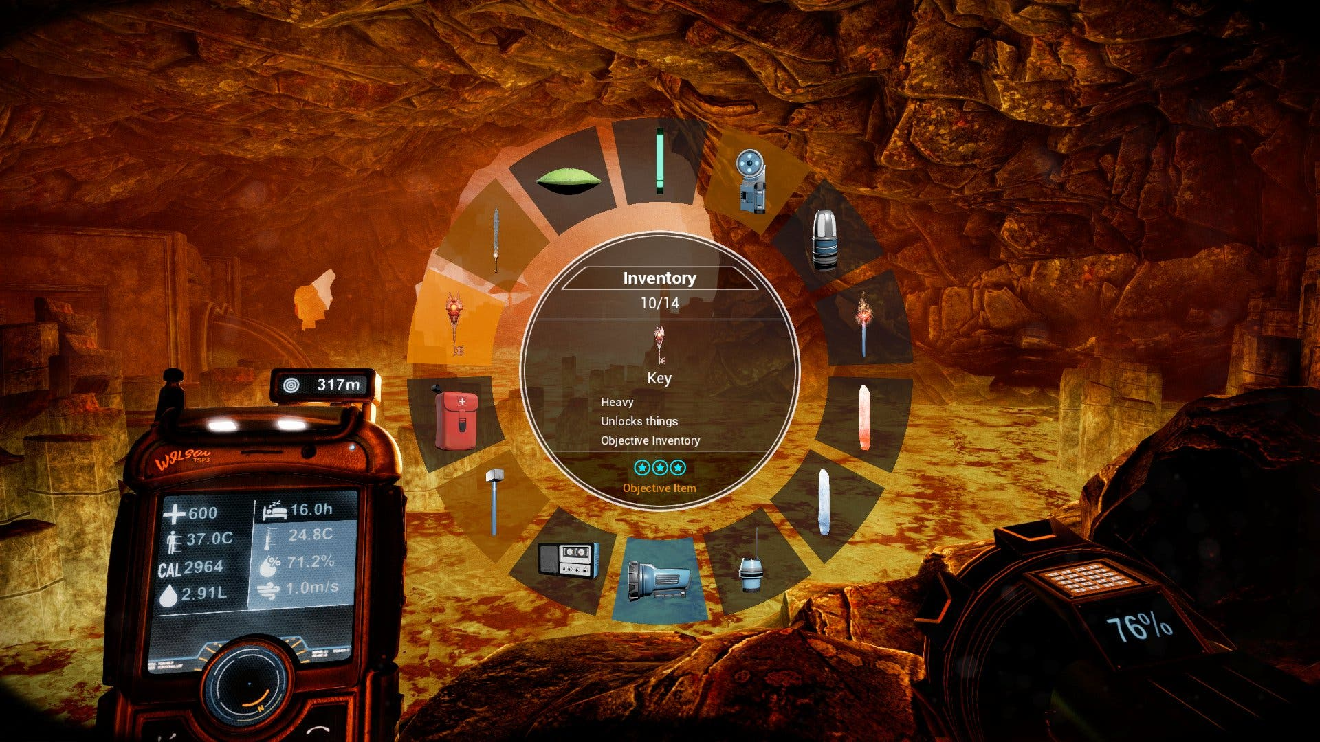 The Solus Project Inventory