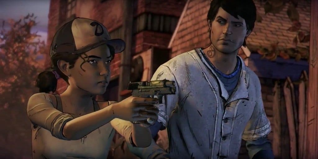 The Walking Dead Telltale Season Three
