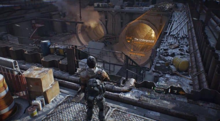Imagen de La beta de The Division llegaría en marzo