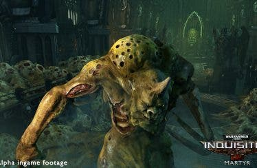 Warhammer 40.000: Inquisitor – Martyr se muestra en vídeo