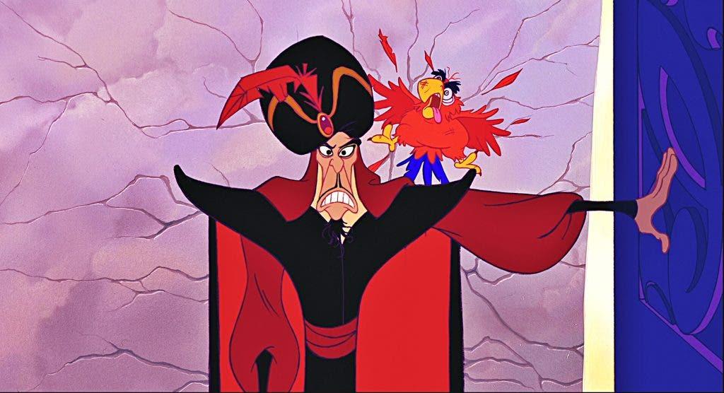 Disney Jafar