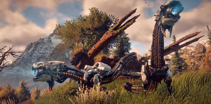 Nuevo gameplay de Horizon: Zero Dawn