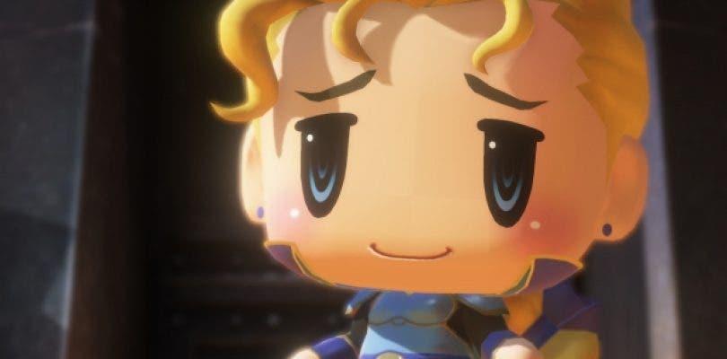 Se muestran nuevos vídeos de World of Final Fantasy