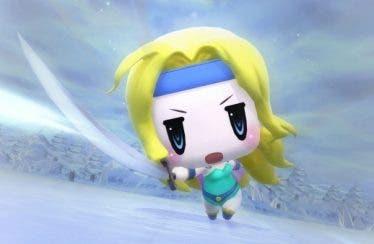 World of Final Fantasy se centra en su bestiario